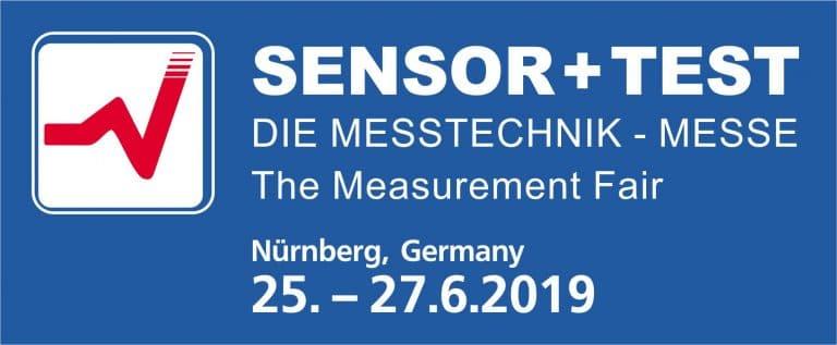 Visit us at Sensor+Test 2019